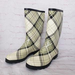 West Blvd Rain Boots 9